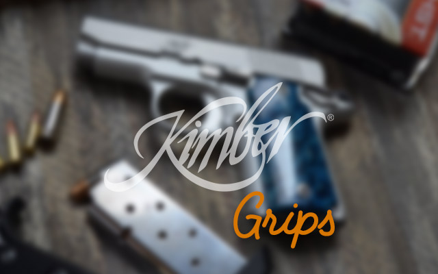 Your [Complete] Guide To Kimber K6s Grips