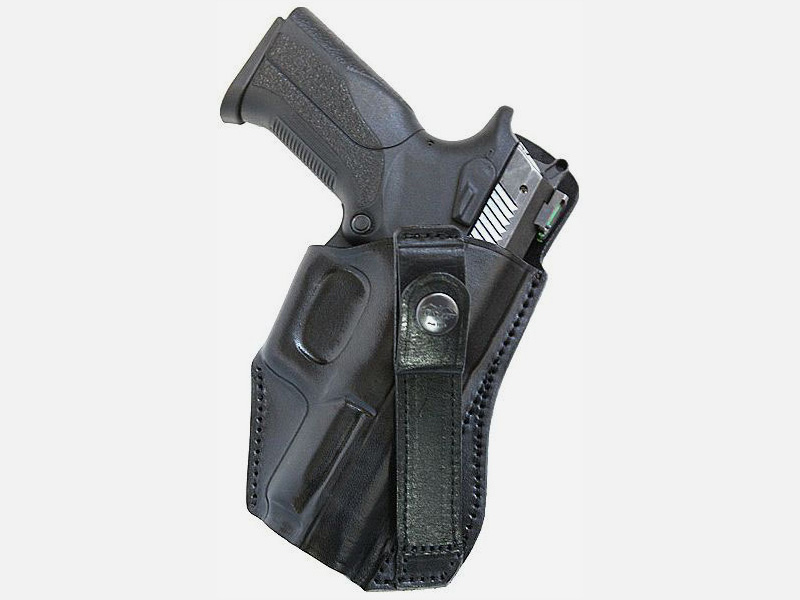 Canted Tuckable Leather IWB Holster